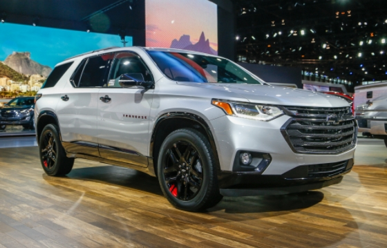 Best 2019 Chevy Traverse First Drive