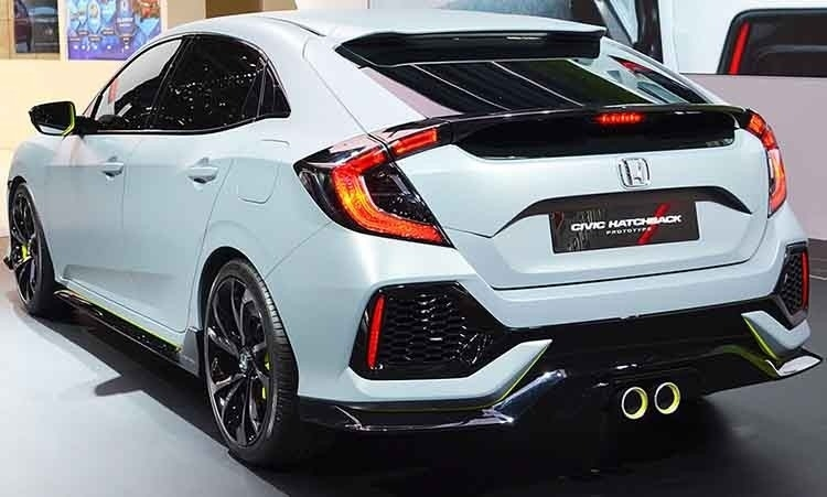 The 2019 Civic Si Specs First Drive