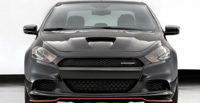 The 2019 Dodge Dart SRT Spy Shoot