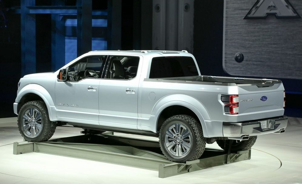 New 2019 Ford Atlas Engine Redesign