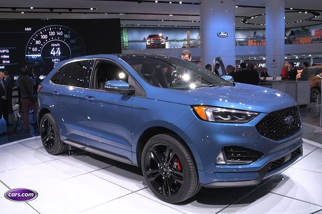 New 2019 Ford Edge Sport Price and Release date