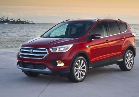 The 2019 Ford Escapes New Release
