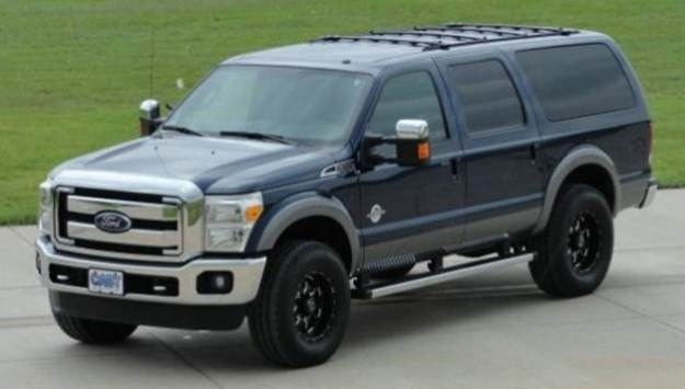 New 2019 Ford Excursion Diesel Review