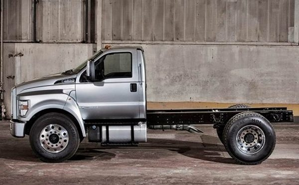 2019 Ford F 650 F 750 Exterior