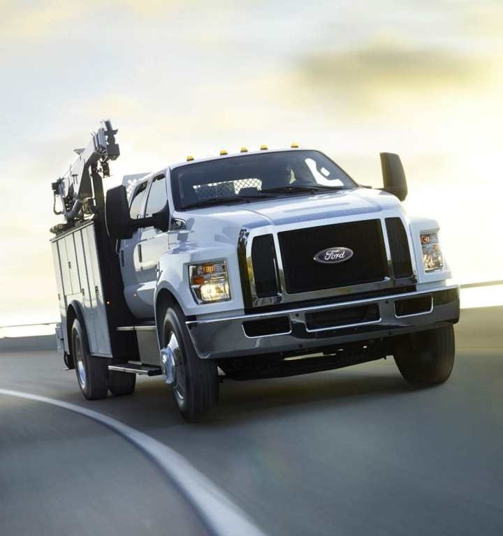 The 2019 Ford F 650 F 750 New Release