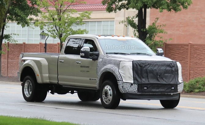 The 2019 Ford F450 Super Duty Price