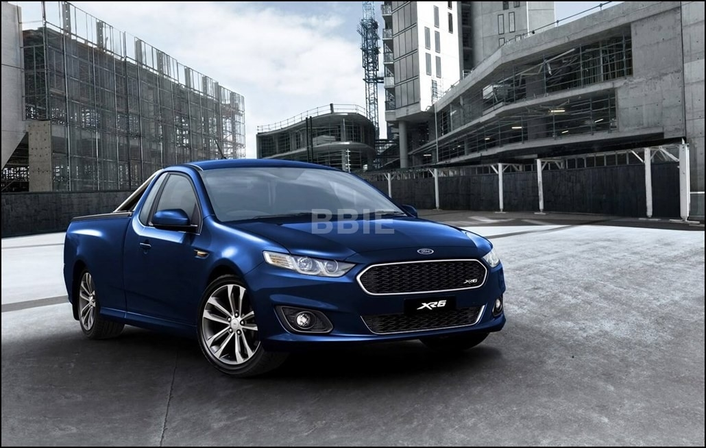 2019 Ford Falcon Gt Price and Release date