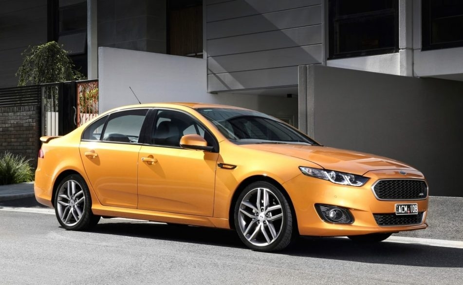 2019 Ford Falcon New Release