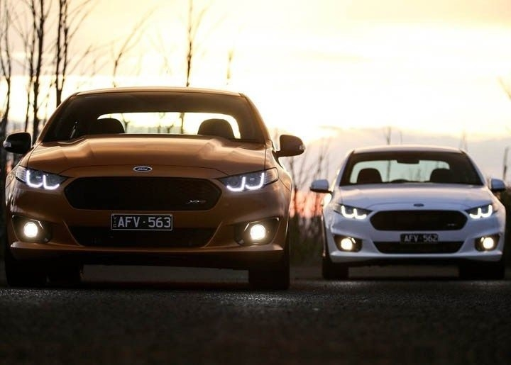 New 2019 Ford Falcon First Drive