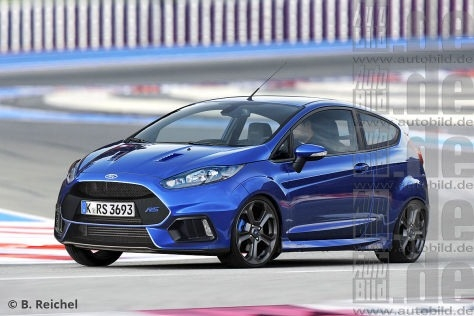Best 2019 Ford Fiesta St Rs Redesign and Price