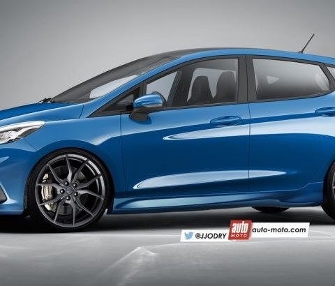 2019 Ford Fiesta St Rs New Release
