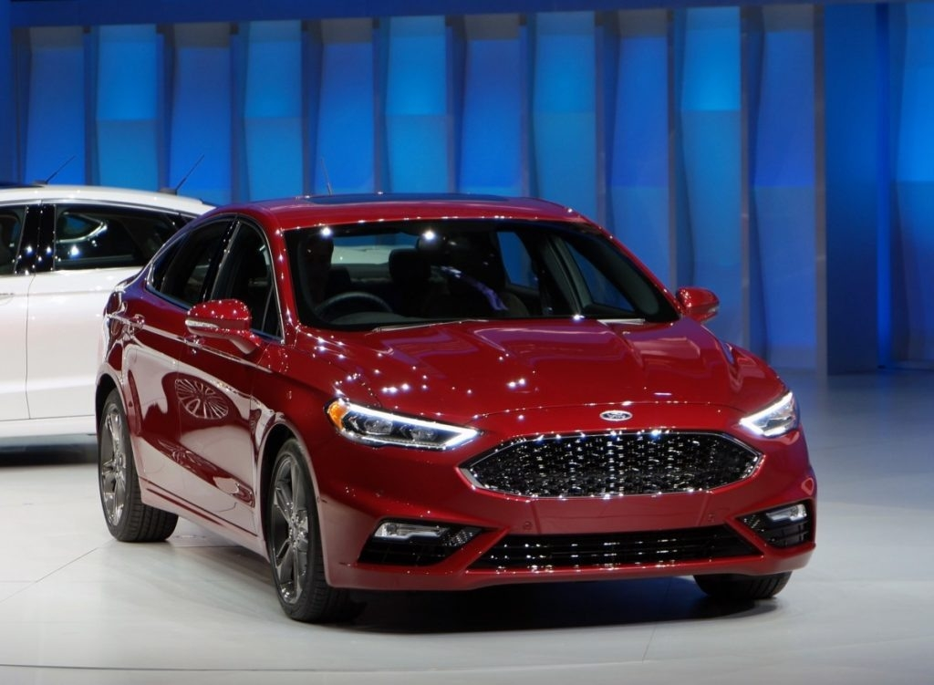 New 2019 Ford Fusion Energi New Review