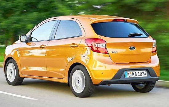 2019 Ford Ka Review and Specs