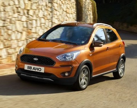 The 2019 Ford Ka Picture