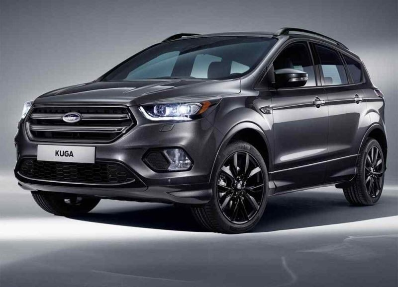 The 2019 Ford Kuga Interior