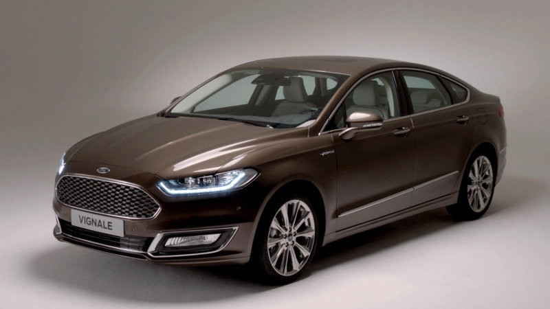 Best 2019 Ford Mondeo Vignale Picture