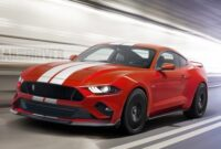 Best 2019 Ford Mustang Shelby Gt500 Price and Release date