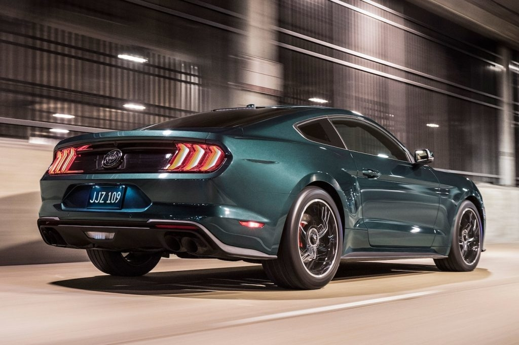 Best 2019 Ford Mustangand Exterior