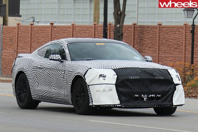 2019 Ford Mustangs Overview