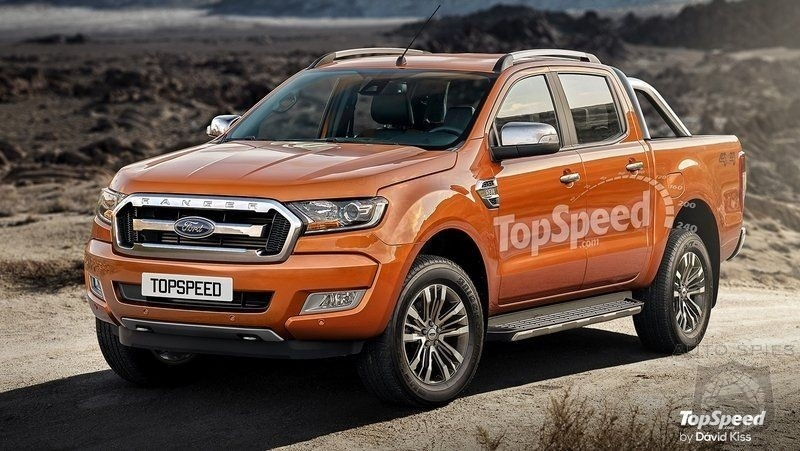 The 2019 Ford Ranger Usa First Drive