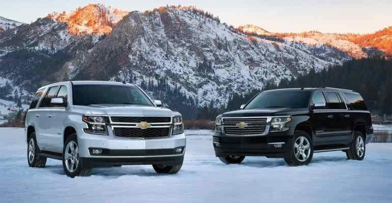 The 2019 GMC Tahoe New Release