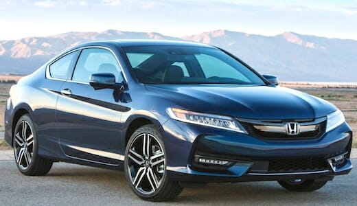 2019 Honda Accord Coupe Sedan Exterior