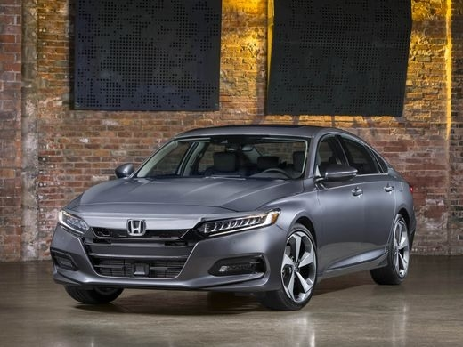 The 2019 Honda Accord Pictures Exterior