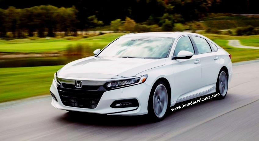 New 2019 Honda Accord Pictures Release Date