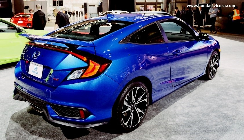 2019 Honda Civic Coupe Concept