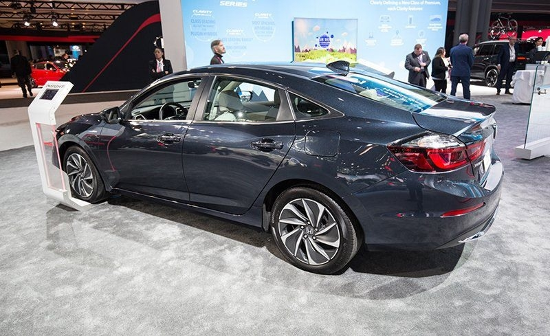 Best 2019 Honda Civic Hybrid Release date and Specs