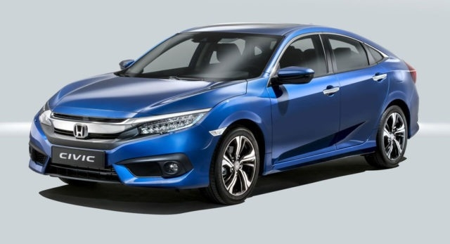 New 2019 Honda Civic Hybrid First Drive