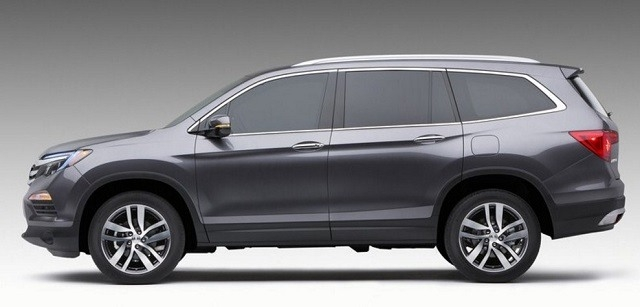 The 2019 Honda Pilot Engine Price and Release date
