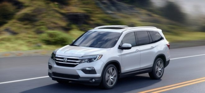 2019 Honda Pilot Features New Release