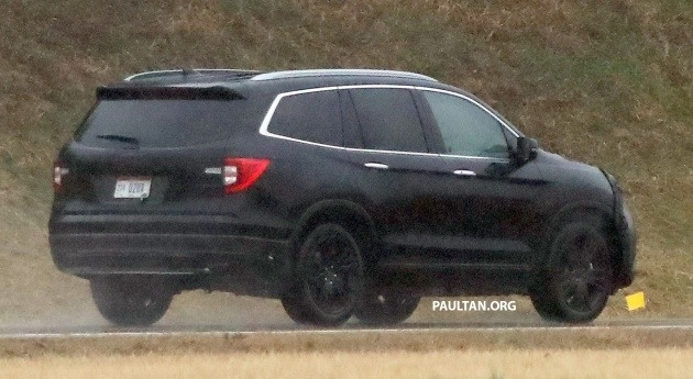 New 2019 Honda Pilot Features First Drive