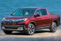 Best 2019 Honda Ridgeline Pickup Truck Concept