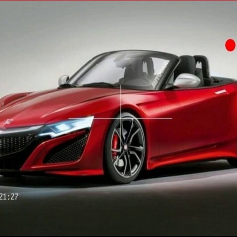 The 2019 Honda S2000and Redesign