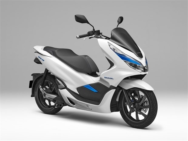 New 2019 Honda Scooters Exterior