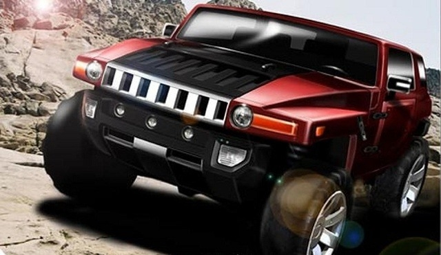 The 2019 Hummer Concept