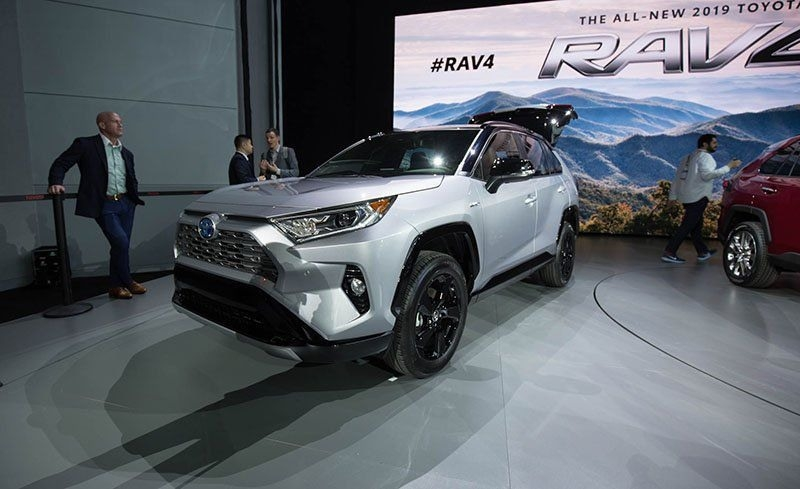 New 2019 Hybrid First Drive