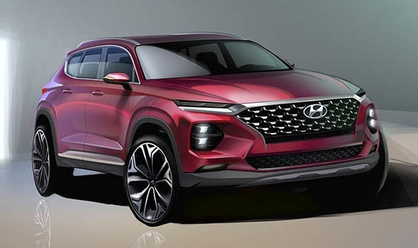 The 2019 Hyundai Santa Fe Coupe New Release