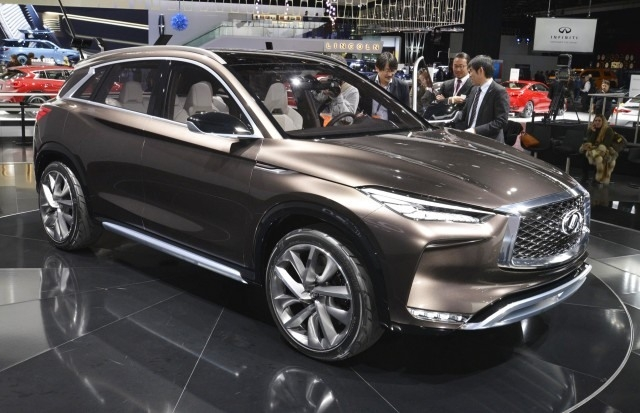 New 2019 Infiniti QX60 Hybrid Release date and Specs