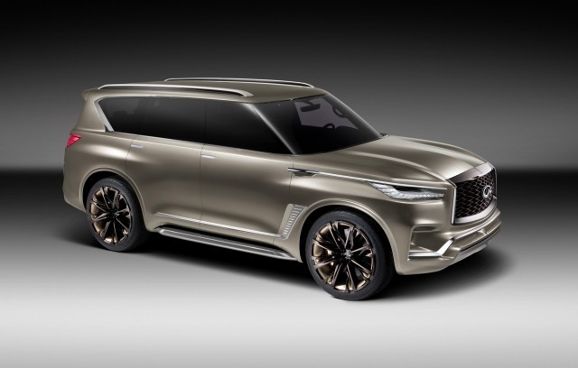 New 2019 Infiniti QX80 Review and Specs
