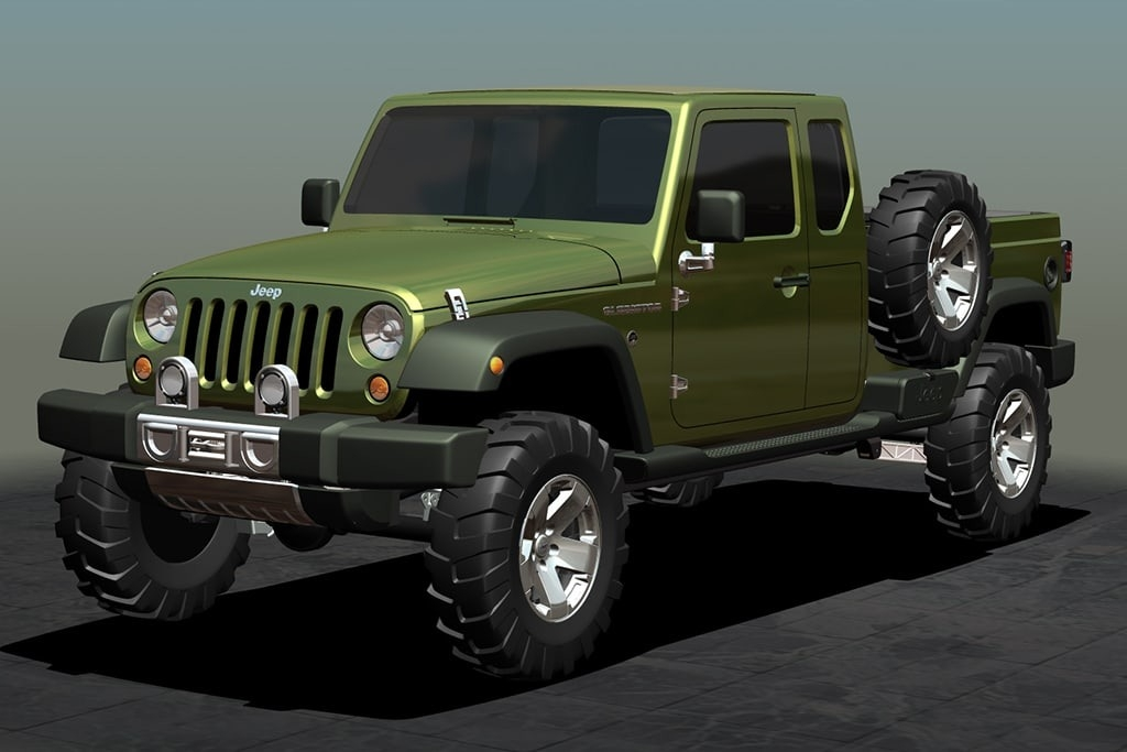 The 2019 Jeep Comanche Redesign and Price