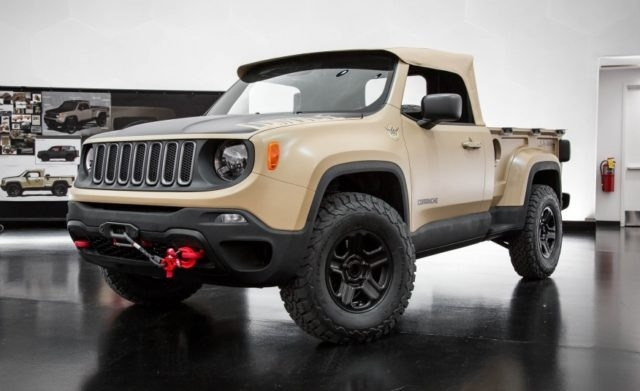 The 2019 Jeep Comanche Review