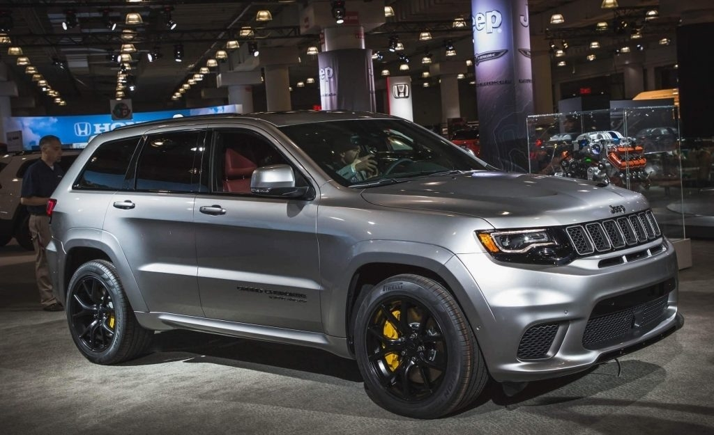 New 2019 Jeep Grand Cherokee Srt Diesel New Release