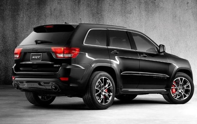 New 2019 Jeep Grand Cherokee Srt8 Price and Release date