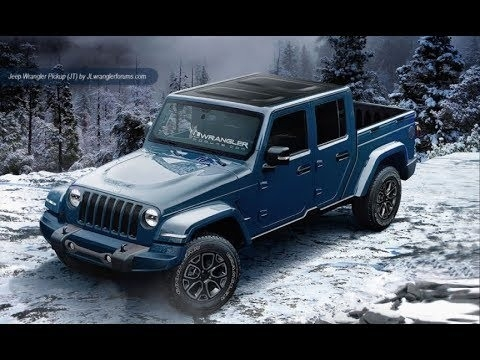 New 2019 Jeep Wrangler Truck Review