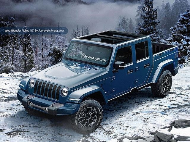 The 2019 Jeep Wrangler Unlimited New Release