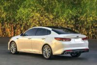2019 Kia Optima Sx Turbo Overview