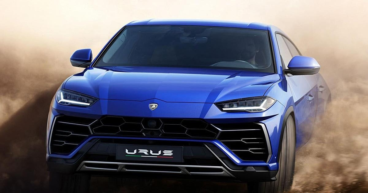 2019 Lamborghini Urus Suv Redesign and Price